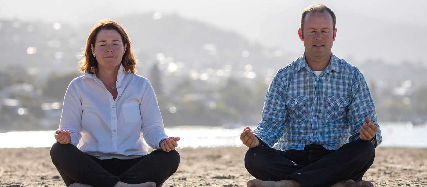Meditation training Hobart